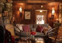 58 wooden cabin decorating ideas home design ideas diy Cottage Cabin Decorating Ideas