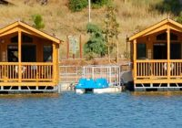 6 best glamping san diego sites that all ages will love Lake Cabin San Diego