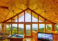 6 of the best 1 bedroom cabins in the smokies for your Romantic Mountain Cabin Getaways