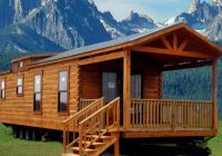 7 awesome log cabins on wheels log cabin hub Mobile Home Cabins