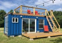 7 cool shipping container homes you can buy on ebay for 70k Shipping Container Cabins