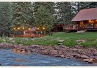 7 reasons to stay in a luxurious riverside cabin at the o OBarO Cabins