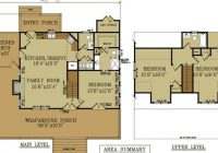 7 small cabin designs and floor plans ideas that make an Cabin House Floorplans