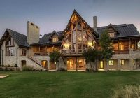 8 of the coolest log cabins for sale in the dfw region Texas Log Cabins For Sale