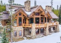 8 of the most stunning log cabin homes in america Log Cabins
