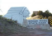 a guided tour through roman nose state park travelok Roman Nose State Park Cabins