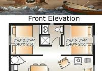a simple 24×20 cabin with awesome must see floor plan tiny Amazing Small House Cabin Plans Designs