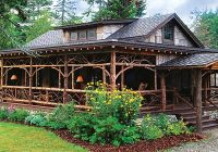 adirondack camp inspired style Adirondack Cabin Decor
