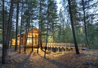 airy foster loop cabin in washington state is a high flying Cabins Washington State