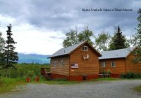 alaska creekside cabins prices campground reviews Alaska Creekside Cabins