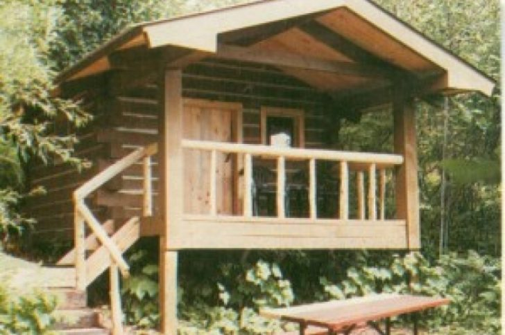 Permalink to Simple Apostle Islands Cabins