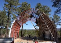 arched cabins floor plans prices metal prefab cabins Arched Cabin Kits
