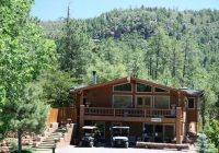 arizona cabin rentals and resort lodging in strawberry az Cabins In Strawberry Az