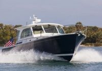 back cove 41 is cabin cruiser dream lake erie boat of the Lake Cabin Cruiser