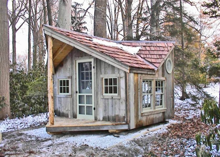 Permalink to Simple Small Cabin Backyard Ideas
