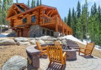 bear creek cabin secluded log home private hot tub pool Colorado Cabin Rentals