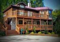 beautiful 3 king br pet friendly cabin has balcony and wi Pet Friendly Cabins Tennessee