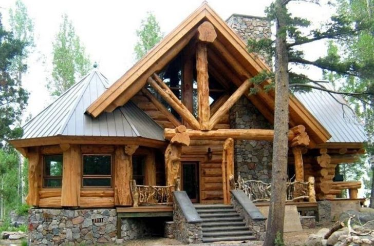 Permalink to Simple Log Cabins Ideas