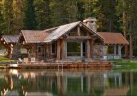 beautiful montana log cabin is a masterpiece cozy homes life Beautiful Log Cabins