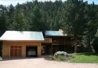 beautiful updated log cabin on the poudre river in fort Poudre Canyon Cabins