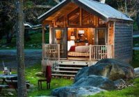 beautiful wooden cabin small house house styles little Beautiful Wooden Cabins