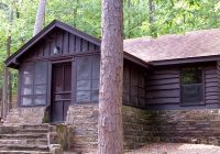 beavers bend hochatown state park restaurant lodge Oklahoma State Park Cabins