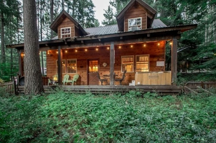 Permalink to Perfect Leavenworth Cabins
