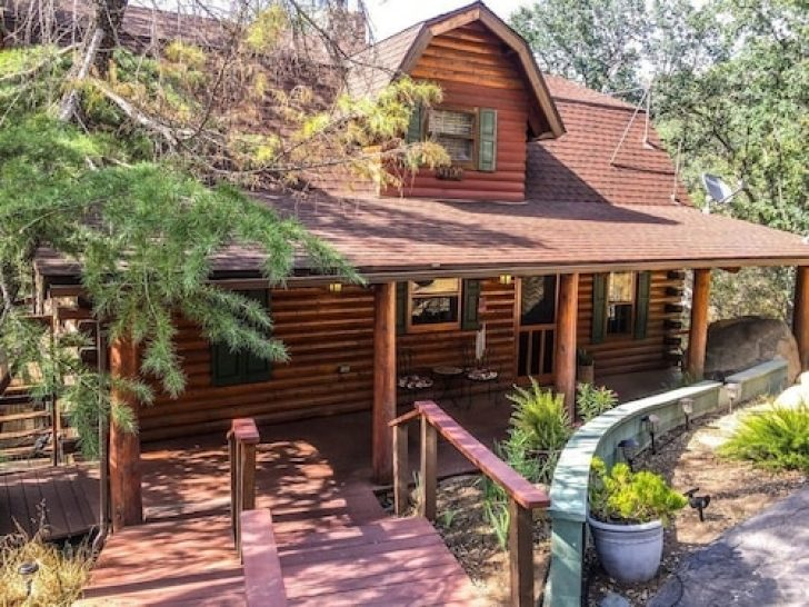 Permalink to Elegant Cabins In Sequoia National Park Ideas