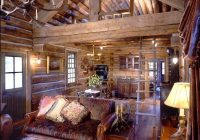 blackcupcakekitty love these log cabin interiors Small Cabin Interiors