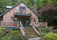 brevard nc waterfront cabins trout house falls Cabins Brevard Nc
