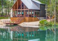 broken bow lake cabin rentals laguna lights Lake Cabin In Oklahoma