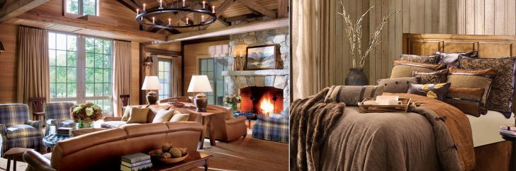 Permalink to Cozy Cabin Decorations Ideas
