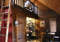 cabin lofts small cabin forum Small Loft Cabin