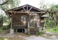 cabin picture of myakka river state park sarasota Myakka River State Park Cabins