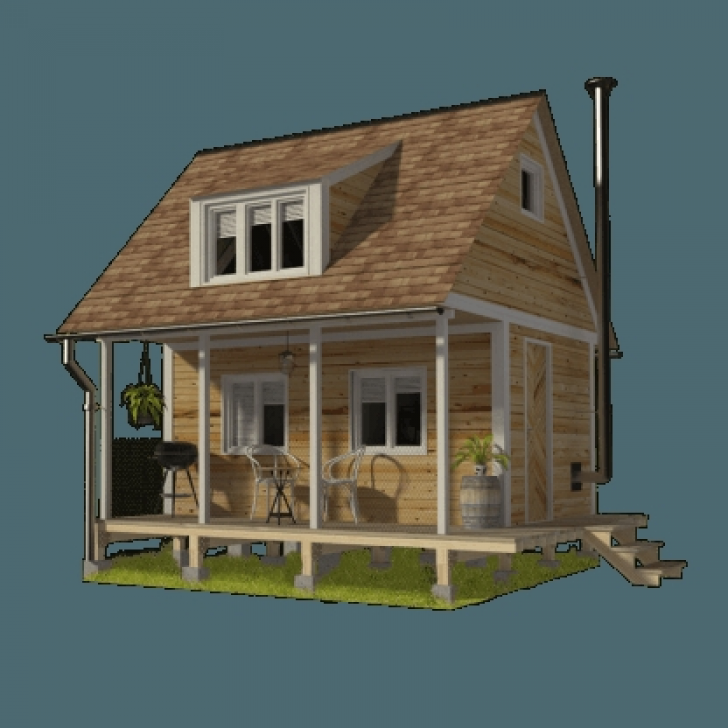 Permalink to Elegant Cabin With Loft Plans