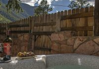 cabin rental with hot tub in cascade near colorado springs Rocky Mountain Lodge And Cabins