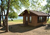 cabin rentals lake lewisville Camping In Texas Cabins