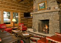 cabin style decorating ideas town country living Decorating A Cabin