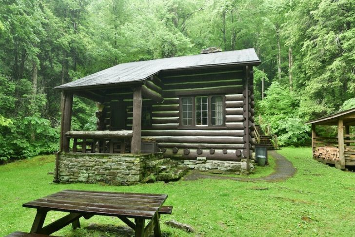 Permalink to Elegant Babcock State Park Cabins Ideas