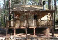 cabins at creekside payson arizona Cabins In Payson Az