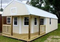 cabins coastal portable buildings inc Cottage Cabin Shed