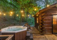 cabins cottages brown county indiana Cabin Cottage With Hot Tub