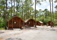 cabins lion country safari Florida Campgrounds With Cabins