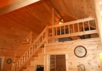 cabins loft bedroom picture of devils kitchen cabins Cabins With Lofts