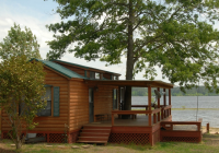 cabins paradise point park Toledo Bend Cabins