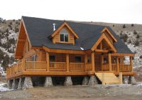 california panelized homes are affordable pre built home Ready Made Log Cabin
