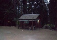 camp cabin picture of grant grove cabins sequoia and Kings Canyon Cabins