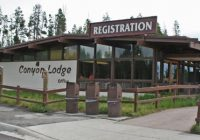 canyon lodge and cabins yellowstone national park Canyon Lodge And Cabins