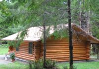 cedar creek cabin forks log cabin Cedar Creek Cabin