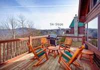 chalet overlooking gatlinburg smoky mountain village resort Cabins In Downtown Gatlinburg Tn